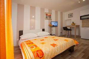 Central Luxury Rooms Izidor, Penzióny  Split - big - 6