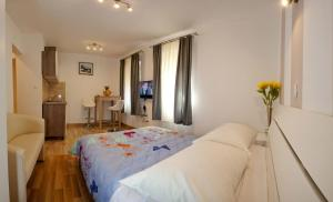 Central Luxury Rooms Izidor, Penzióny  Split - big - 5