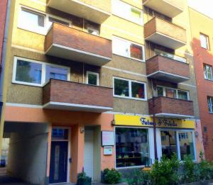 Apartment Schmidt, Appartamenti  Berlino - big - 12