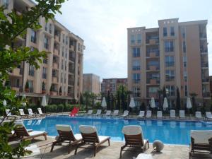 Sun & Sea Apartments, Apartments  Sunny Beach - big - 92