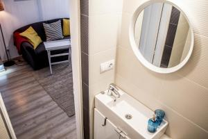SHR Romeo's Apartment, Апартаменты  Будапешт - big - 10