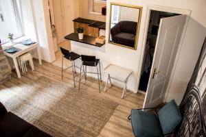 SHR Romeo's Apartment, Apartmány  Budapešť - big - 25