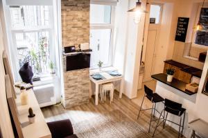 SHR Romeo's Apartment, Апартаменты  Будапешт - big - 22