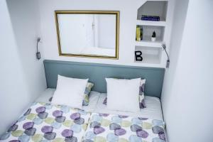SHR Romeo's Apartment, Апартаменты  Будапешт - big - 27