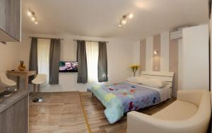 Central Luxury Rooms Izidor, Penzióny  Split - big - 1