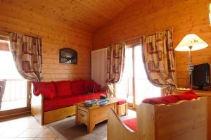 Pierre & Vacances Premium Les Alpages de Chantel, Aparthotely  Arc 1800 - big - 39