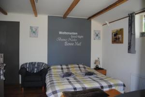 B&B Warnstee, Отели типа «постель и завтрак»  Wichmond - big - 10