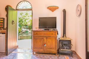 Villa Adamo, Vily  Scopello - big - 40