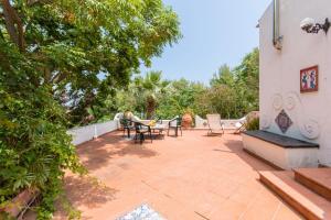 Villa Adamo, Vily  Scopello - big - 41