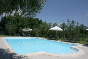Podere San Bono, Vily  Montepulciano - big - 13
