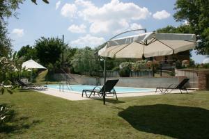 Podere San Bono, Vily  Montepulciano - big - 16