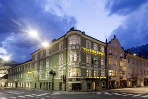 (Hotel Goldene Krone Innsbruck)