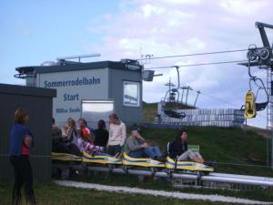 Aqua Reiki Ski Hotel Klippitz Nordost, Отели  Reichenfels - big - 62