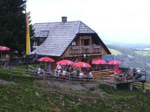 Aqua Reiki Ski Hotel Klippitz Nordost, Отели  Reichenfels - big - 60
