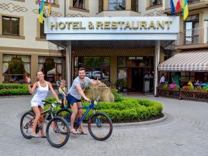 Отель Романтик Спа, Яремче