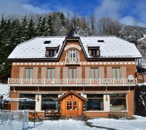Auberge La Douce Montagne - Hotel - Allemont