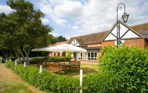 The Charlecote Pheasant