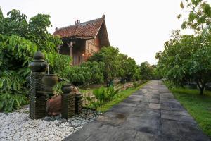 Omah Kecebong, Vendégházak  Yogyakarta - big - 5