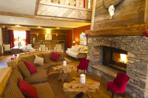 Black Diamond Lodge - Hotel - Sainte-Foy Tarentaise