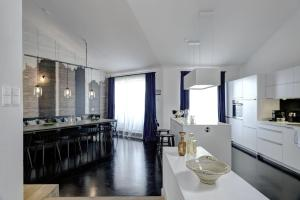 Two-Bedroom Penthouse Apartment