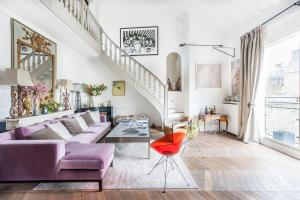 Апартаменты «onefinestay - Trocadero private homes», Париж