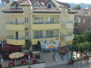 Мармарис - Interconti Apart Hotel
