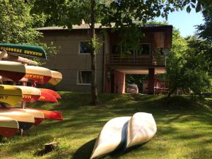 Camping Siguldas pludmale, Campsites  Sigulda - big - 27