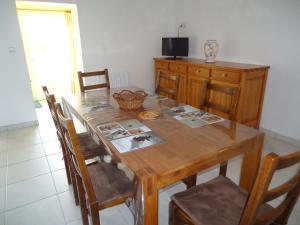 Gîte proche Baie de Somme, Holiday homes  Woignarue - big - 8