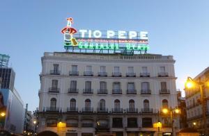 Hostal Americano, Гостевые дома  Мадрид - big - 21