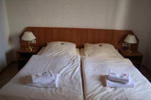 Landgasthof Hotel Rebe Alzey, Hotely  Alzey - big - 11