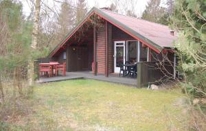 Two-Bedroom Holiday home with a Fireplace in Herning