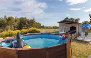 Three-Bedroom Holiday home with Sea View in Kastel Novi