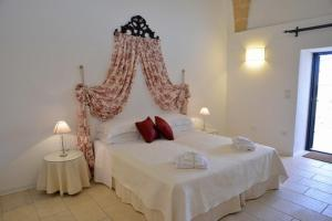 Masseria Palane, Bed and breakfasts  Patù - big - 14