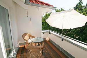 Haus Meeresblick - Ferienwohnung Urlaubsglück
