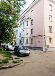 Vip-kvartira Leningradskaya 1A, Apartmanok  Minszk - big - 84