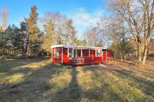 Three-Bedroom Holiday Home Havvejen 04