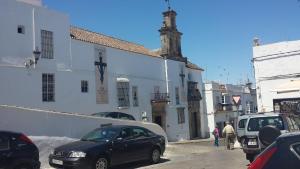 Hostal Cuesta de Belén, Гостевые дома  Аркос де ла Фронтера - big - 20