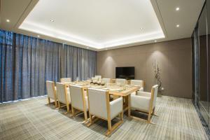 Chongqing C Plaza Hotel, Отели  Чунцин - big - 24