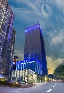 Chongqing C Plaza Hotel, Отели  Чунцин - big - 1