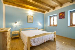Casa delle Noci, Дома для отпуска  Grimacco - big - 6