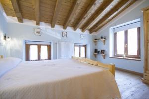 Casa delle Noci, Дома для отпуска  Grimacco - big - 8