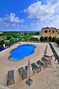 Villa Agios Ilias 2, Villák  Korall-öböl - big - 14