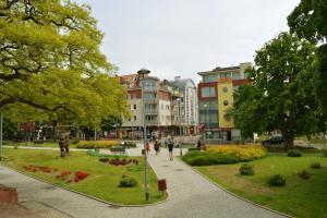 Penthouse Apartment Morska, Apartments  Kołobrzeg - big - 7