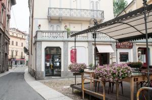 La Terrazza Vercelli Bed & Charme, Affittacamere  Vercelli - big - 37