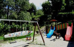 Campeggio Punta di Crabbia