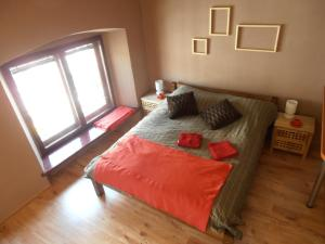 Folk Apartment, Appartamenti  Cracovia - big - 14