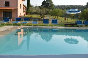 Swimming pool Agriturismo Le 3 Rose