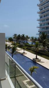Morros Epic Cartagena, Apartmány  Cartagena de Indias - big - 10