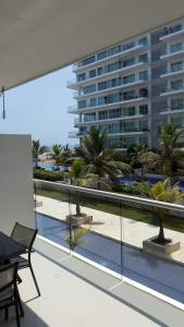 Morros Epic Cartagena, Apartmány  Cartagena de Indias - big - 8