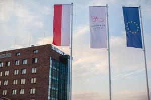 Terminal Hotel, Отели  Вроцлав - big - 54